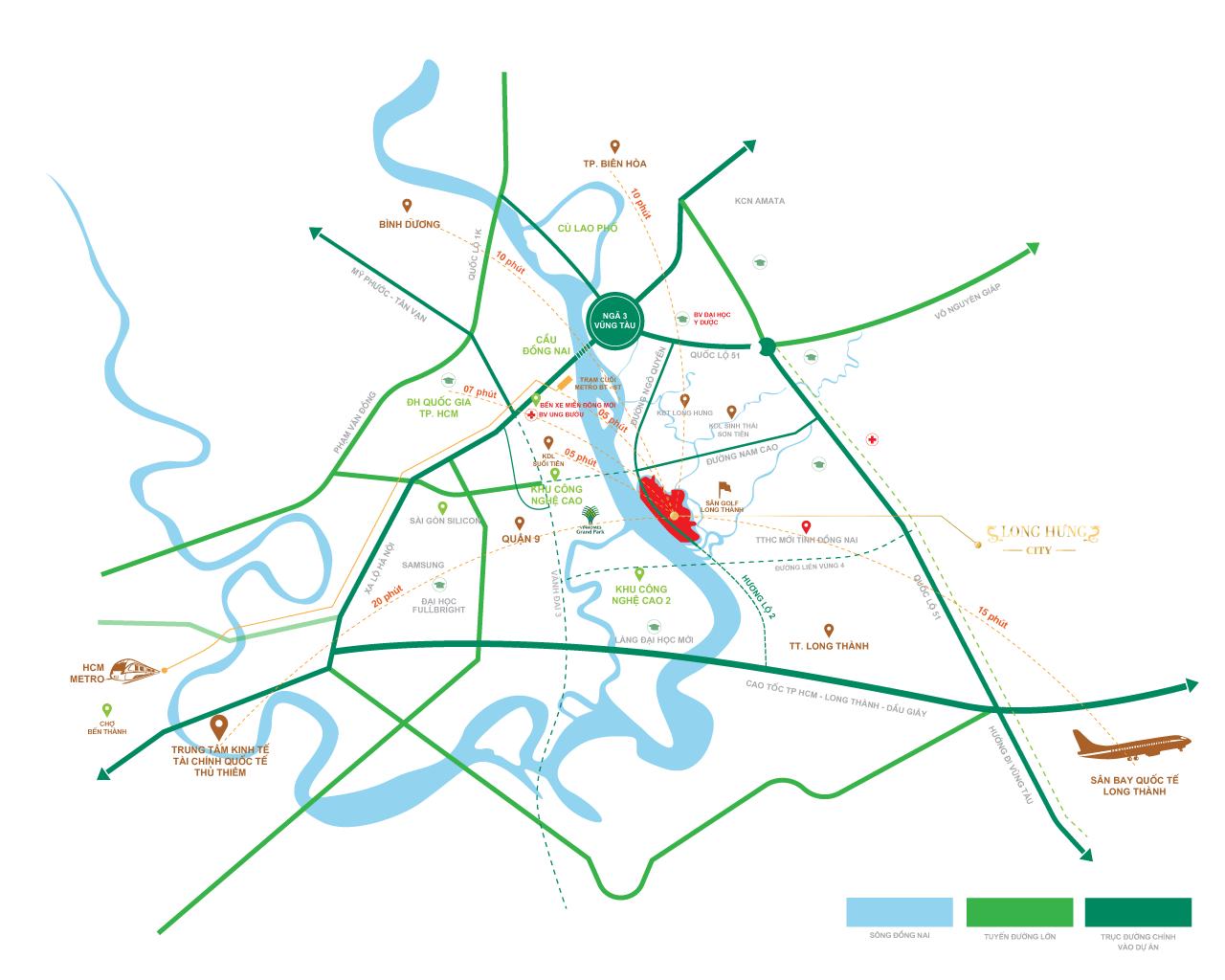 Dự án Long Hưng City