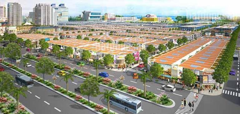 Đất nền KCN Giang Điền