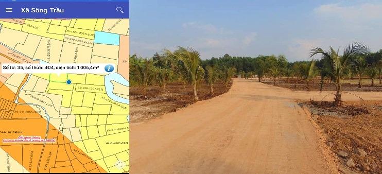 Đất Trảng Bom nhận được sự chú ý của nhiều nhà đầu tư