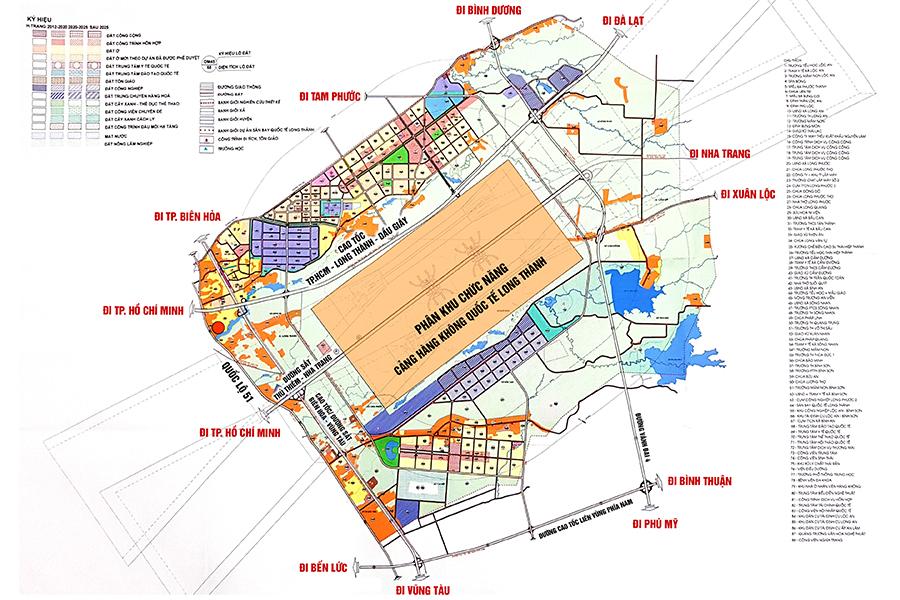 An Viễn là xã hưởng lợi nhiều nhất từ dự án sân bay Long Thành